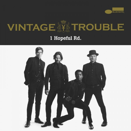 VINTAGE TROUBLE|STRIKE YOUR LIGHT