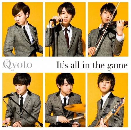 Qyoto|It's all in the game